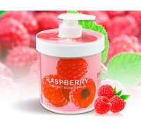 "Скраб для тела ""Pretty Cowry"" Raspberry (Малина) 500ml"