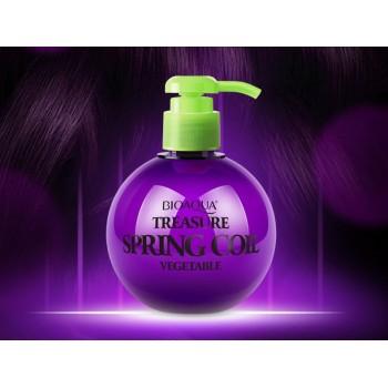 Эластин для укладки волос Bio Treasure Spring Coil Vegetable ,250гр