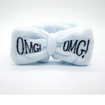 Косметическая повязка OMG (Голубая)