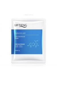 Liftheng Увлажняющая маска для лица с лактобактериями и гиалурновой кислотой