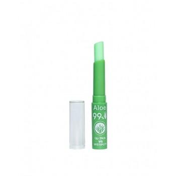 Warda Beauty Увлажняющий губы помада-блеск с эффектом проявления цвета 99% aloe vera