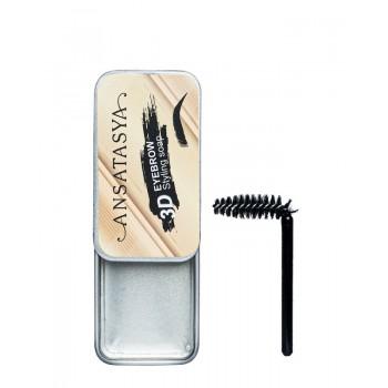 Ansatasya Мыло для укладки бровей с щеточкой 3D Yeybrow Styling Soap