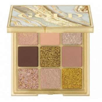Палетка теней Huda Beauty - Gold Obsessions Palette