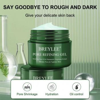 Breylee Гель для очистки и сужения пор с экстрактом чайного дерева 40гр