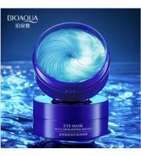 Гидрогелевые патчи для глаз с пептидами Blue Copper Peptide