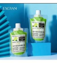 EXGYAN Скраб для тела Body Scrub Skin Lemon 300гр.