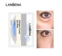 Гидрогелевые патчи для глаз Lanbena Collagen Crystal Eye Mask