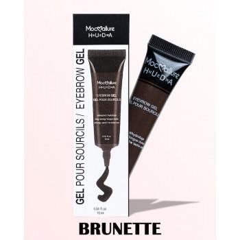 Mocallure Водостойкий гель для бровей Eyebrow Gel BRUNETE