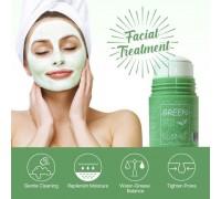Veze Глиняная маска стик для глубокого очищения и сужения пор с экстрактом зеленого чая 40 гр