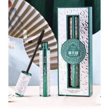 TUZ Водостойкая тушь для подкручивания и удлинения ресниц в подарочной упаковке