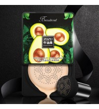 ZOZU Легкий увлажняющий крем-кушон для лица с экстрактом авокадо