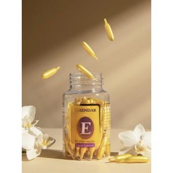 KARENDAR Витамин Е и натуральный экстракт алоэ вера для увлажнения, питания и омолаживания кожи лица, 1