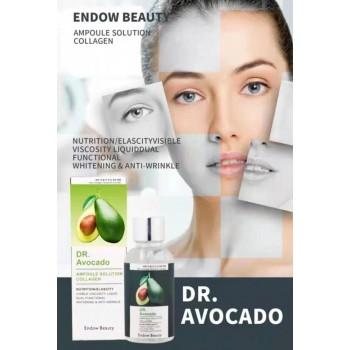 Endow Beauty Многофункциональная ампульная сыворотка с экстрактом авокадо