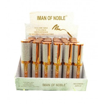 Подводка для глаз c кисточкой Iman Of Noble