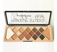 Тени для век DoDo Girl Makeup Studio Eyeshadows, D3141/A