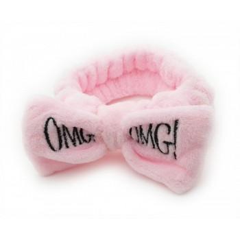 Косметическая повязка OMG (бледно-розовый)