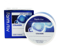 (Корея) Патчи для глаз гидрогелевые FarmStay Collagen Water Full Hydrogel Eye Patch