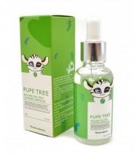 Endow Beauty Сыворотка успокаивающая с антибактериальным и лечебным действием с чайным деревом PUPE TREE 30 ml
