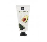 Farm Stay Tropical Fruit Avocado & Shea Butter 50ml, Крем для рук авокадо масло ши