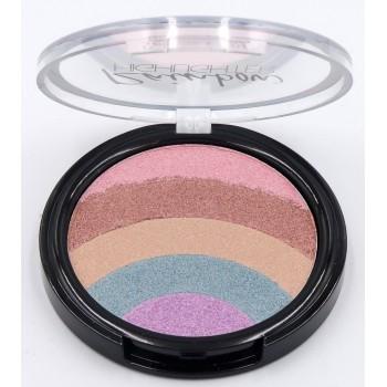Тени для век SeVenCool Rainbow highlighter #2