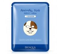 Маска для лица Собака увлажняющая BIOAQUA Animal Dog Mask (30г)