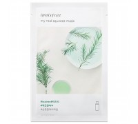 Маска с экстрактом чайного дерева на водной основе INNISFREE My Real Squeeze Mask Tea Tree