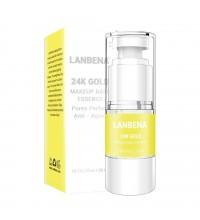 База под макияж LANBENA с 24k золотом, антивозрастной эффект