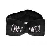 Косметическая повязка OMG (Черная )