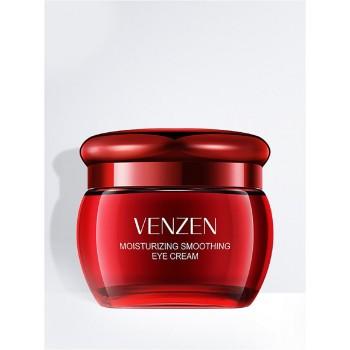 Антивозрастной и смягчающий крем для кожи вокруг глаз с экстрактом хлореллы Venzen, 30 гр.