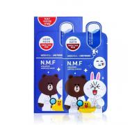 Маска для лица MEDIHEAL Line Friends N.M.F Aquaring Ampoule Mask