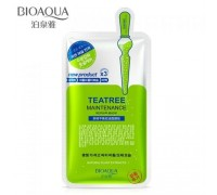 Маска от высыпаний BIOAQUA Teatree Maintenance Repair Mask (30г)