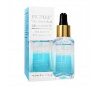 Увлажняющее масло BREYLEE с гиалуроновой кислотой против морщин, 17мл.