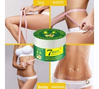 Крем для тела антицеллюлитный с имбирем Clothes Of Skin 7 Days, 30гр