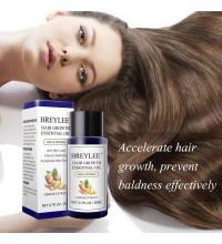 Эфирное масло для роста волос BREYLEE CROWTH ESSENTIAL OIL,20мл