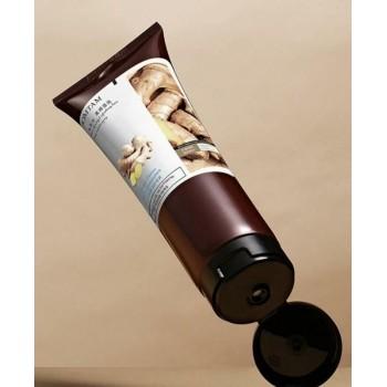 Разглаживающий и увлажняющий кондиционер для волос с имбирем Jomtam, 250мл