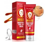 """Очищающая маска-пленка """"BIOAQUA"""" Peel Off Mask для лица. 60гр"""