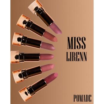 Набор матовых помад для губ Miss Lirenn