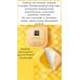 Несмываемая ночная маска для лица с частицами золото Senana