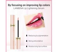 Осветляющая и восстанавливающая сыворотка для губ LANBENA