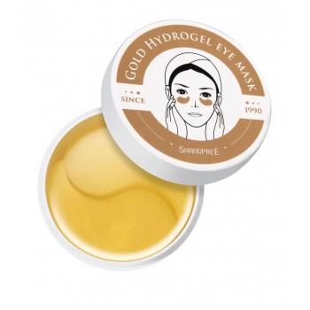 Shangpree Гидрогелевые патчи для глаз с золотом Gold Hydrogel Eye Mask