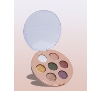 Тени для век DoDo Girl 7 Colors, 01