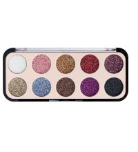 Глиттер для век DoDo Girl Starry Palette, 02
