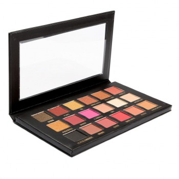 ТЕНИ TEXTURED SHADOWS PALETTE ROSE GOLD EDITION