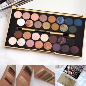 Палетка теней Makeup Revolution Eyeshadow Palette