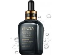 Омолаживающая сыворотка для лица с ниацинамидом, восстановление и увлажнение, осветление пигментации VENZEN (ч)