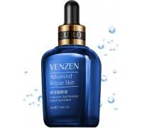 Увлажняющая сыворотка для лица с гиалуроновой кислотой, глубокое увлажнение, смягчение и сияние VENZEN (С)