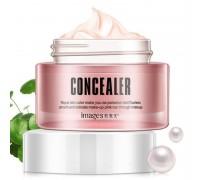 Крем консилер для лица IMAGES Concealer Pink Snow Muscle Lazy Cream (50г)