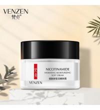 Глубоко увлажняющий крем с ниацинамидом Venzen,50гр