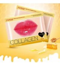 Маска для губ с коллагеном и мёдом Images Collagen Honey