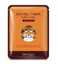 Маска для лица Тигр питательная BIOAQUA Animal Tiger Mask (30г)